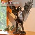 【限定2個】ミカエル大天使エンジェル像天使エンジェルangel置き物オブジェ彫刻レイクサイドクリスマスLakesideChristmasお祝い記念日プレゼントギフト76306