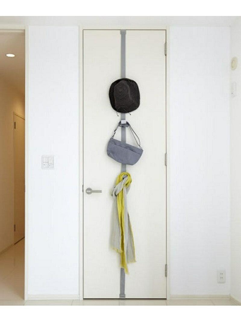 [Rakuten Fashion]ルームドアフック LAKOLE ラコレ 生活雑貨 インテリアアクセ グレー ブラウン ホワイト