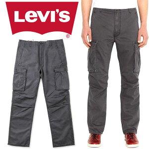 リーバイス LEVI'S カーゴ チノパン コットン パンツ メンズ ファッション ボトムス ダークグレー