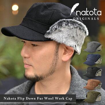 Nakota ( ナコタ ) イヤーフラップキャップ