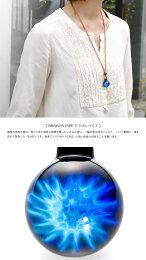 送料無料DragonPipe(ドラゴンパイプ)Honeycombペンダントネックレスアート神秘的な発色。ガラスアートの可能性にうっとり☆アクセサリー日本製ハンドメイド