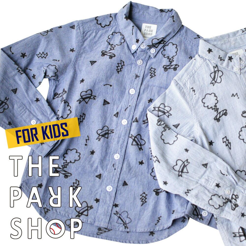 THE PARK SHOP ( ザ パークショップ ) 80'DRAW SHIRTS シャツ カットソー トップス