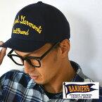 PENNANT BANNERS ( ペナントバナーズ ) スウェット ショート ブリム BB キャップ 帽子 キャップ メンズ レディース