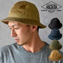 HIGHER ハイヤー マルチパネル6ハット 帽子 ハット マウンテンハット 日本製 岡山 メンズ レディース