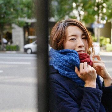 nakota ナコタ × Made4U メイドフォーユー マルチウールスヌード マフラーメンズ レディース 冬 小物