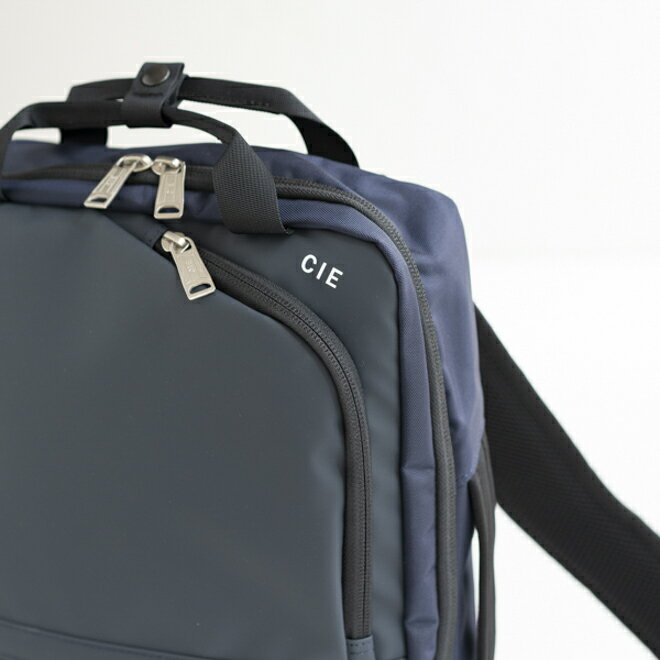 CIE VARIOUS 2WAY BACKPACK Sサイズ ヴェアリアス バックパック