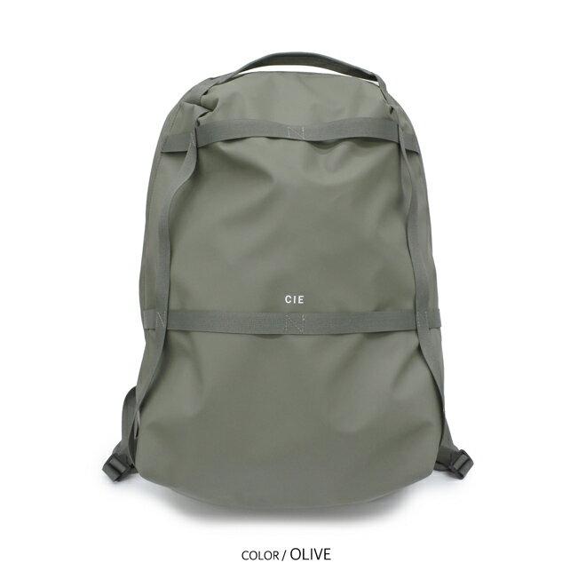 CIE シー GRID3 2WAY BACKPACK バックパック デイパック 防水 大容量 バッグ 鞄 カバン リュック ビジネスバッグ 通勤 通学 旅行 メンズ レディース 日本製