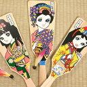 羽子板セット羽子板(1枚)・羽(2ヶ) おもちゃ 遊び あそび 玩具 オモチャ はごいた 正月 女の子