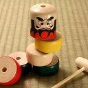 だるまおとし (大) だるま落とし ダルマ落とし 逹磨 お正月 遊び おもちゃ 玩具 子供 小学校 日本 和雑貨 お土産 1