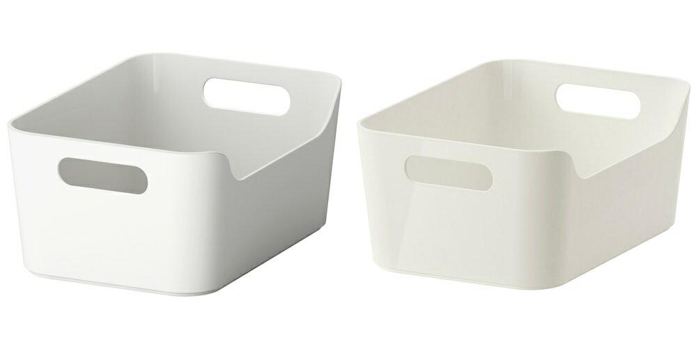 ヴァリエラ ボックス 24×17cm 【IKEA (イケア)】 (VARIERA)