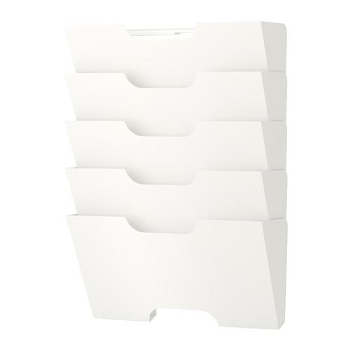 クヴィッスレ ウォール 新聞ラック 【IKEA (イケア)】 401.980.18 (KVISSLE)