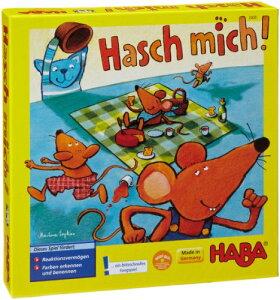 キャッチ・ミー 【HABA (ハバ)】 ドイツ HA2400 (Hasch mich!) 【ボ…