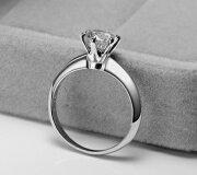 【送料無料】結婚指輪syntheticdiamondリングハートダンス指輪S925Pt18K3度コーティングSilverダイヤモンド指輪シルバーリング誕生日プレゼントシルバーリング指輪