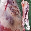 送料無料 丸焼き用 羊 ラム丸焼き ラム枝肉1頭16kg前後 一度はやってみようラムの丸焼きに挑戦♪ 【業...