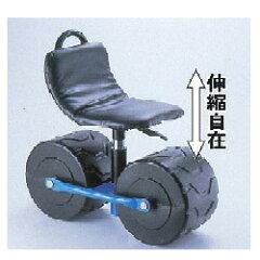 HONKO 腰掛け用 台車 楽だ〜 GR-5