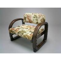 メーカー欠品中 次回6月中旬入荷予定です やすらぎ座椅子 華 AJOZ-5546 「組立式」