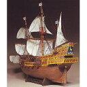 【お取寄せ】【送料無料】 ウッディジョー 木製帆船模型 1/50 ゴールデン・ハインド【smtb-...