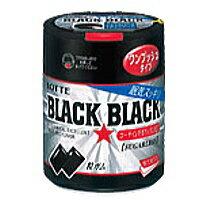 ロッテ ブラックブラック 粒ガム ワンプッシュボトル150g×6個[ボール販売]