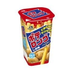 森永製菓 ポテロング  45g×10個[ボール販売]