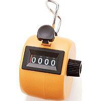 【送料無料】 シンワ測定 数取器 Cイエロー 手持型 75089  【smtb-TK】