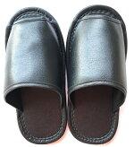 靴を履いたままでも履けるビックスリッパブラック