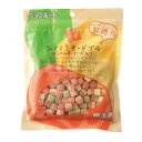 ペッツルート 素材メモ ひとくちオードブル ほうれん草チーズ お徳用 200g