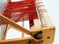 アシュフォード・セカンドバックビーム(テーブルルーム80cm用)【卓上 手織り 織機 ヘドル 紡ぎ 染め 羊毛 フェルト ニードル 糸 綿 ウール】