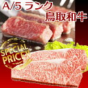 鳥取和牛最高級 200g2枚 サーロイン (400g)
