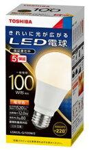 新商品\メーカー5年保証小形化/東芝LDA12L-G/100W/210個入/1箱LED電球配光角220度タイプ100W形相当電球色E26口金[LDA12LG100W2](旧品番LDA14LG100W)