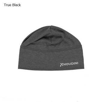 HOUDINI【DynamicBeanie】フーディニダイナミックビーニーレターパックライト対応商品RockBlack