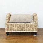 C719ATZ アジアン家具 インテリア 安い バナナリーフ アバカ カウンターチェア 椅子 バーチェア