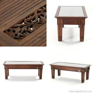 アジアン家具acbiのセンターテーブルを送料無料、最短翌日配送で大阪より通販で格安価格でお届け致します。