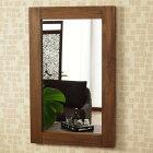 M067RKAアジアン家具 インテリア 安い 鏡 ミラー 壁掛け モダン ミッドセンチュリー 北欧