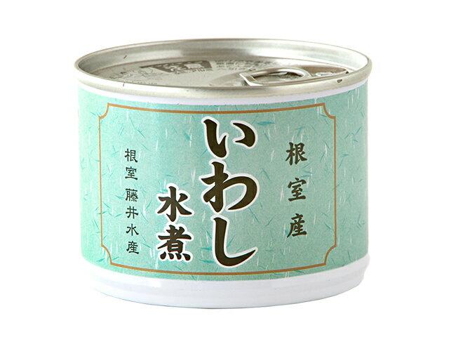 藤井水産『いわし水煮』