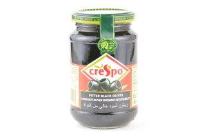 クレスポ ブラックオリーブ 種抜き 354g(固形量 160g)
