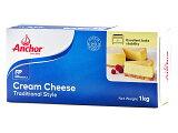 アンカー ニュージーランド クリームチーズ 1kg ◆◆チーズ 業務用 卸価格 フレッシュ NZ チーズケーキ