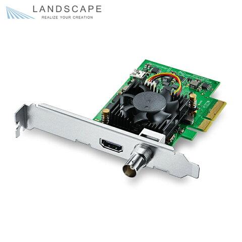 Blackmagic DeckLink Mini Recorder 4K〔BDLKMINIREC4K〕