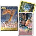 【ウィスパー・オブ・ラブ オラクルカード 50枚 】(アンジェラ・ハートフィールド、ジョセフィン・ウォール)日本語 美しい 日本語解説書のおまけ付き Whispers of Love・・・