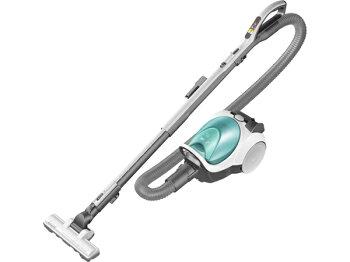 【送料無料】[MITSUBISHI/三菱電気]タービンブラシ搭載紙パック式掃除機Be-KTC-FXF5J-Aミルキーブルー
