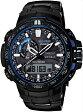 【送料無料】 【CASIO/カシオ】 PROTREK REF:PRW-6000YT-1BJF メンズ腕時計 新品 人気 ブラック