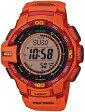 【送料無料】 【CASIO/カシオ】 PROTREK REF:PRG2704AJF メンズ腕時計 新品 人気 オレンジ