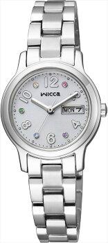 送料無料!シチズンCITIZENウィッカRef:KH3-410-13レディース腕時計新品人気