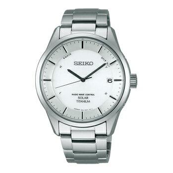 【週末セール】 [SEIKO/セイコー] [SPIRIT/スピリット] スマート ソーラー電波 REF:SBTM207 メンズ 腕時計 新品:LAOX