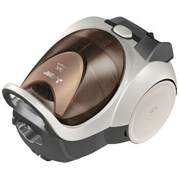 【タイムセール】【送料無料】[MITSUBISHI/三菱電気]パワーブラシ紙パック式掃除機Be-KTC-FXF5J-Aブラウン【0824楽天カード分割】【P11Sep16】