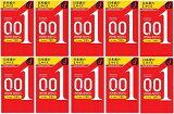 【10箱セット】【送料無料】[OKAMOTO/オカモト] Lサイズ ZERO ONE 0.01 3個入り Lサイズコンドーム/極薄 ゼロワン L 10箱セット