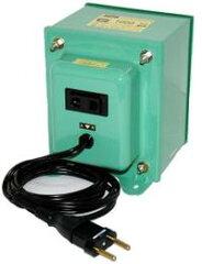 [1000W][日章工業/Nissho Kogyo]アップダウントランス MF-1000EX変圧器