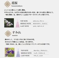 香伝香典日本香堂進物線香贈答用ポスト投函燃焼時間25分花の香り霞桜すみれ2種フローラル