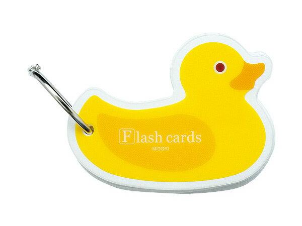 Word card duck pattern