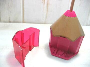 【ナカバヤシ】えんぴつ型電動鉛筆削り
