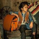 """リリコ ランドセル 男の子 ウエスタンスタイル ロデオ ランドセル 2022年モデル フィットちゃん 日本製 A4フラットファイル対応 クラリーノ 6年間保証 スタイリッシュ おしゃれ かっこいい 高級感 """"6年生まで持てる""""と人気のランドセル LIRICOの商品画像"""